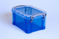 0.3 Litre Really Useful Box T.Blue