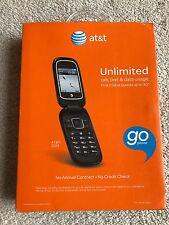 ZTE Z223 Unlocked AT&T Flip Phone