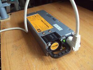 HEWLETT PACKARD MODIFIED POWER SUPPLY 13.8 VOLT 750 WATT 50 AMP