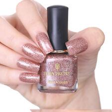 6ml Rose Gold Nail Polish Glitter Nail Art Varnish  Nails BORN PRETTY