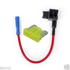Micro Blade Mini ATM FUSE PLUG Add a circuit Fuse Block Extension + 20A Fuse