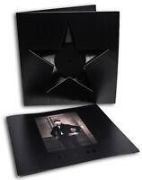 "David Bowie - Blackstar (NEW 180 gram 12"" VINYL LP & MP3)"