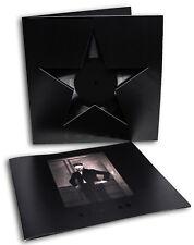 """David Bowie-Blackstar (nouveau 180 g 12"""" vinyl LP & MP3)"""