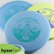 Westside Discs BT Hard MAIDEN *pick your weight & color* Hyzer Farm disc golf