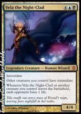 Vela the night-Clad // foil // nm // Commander's arsenal // Engl. // Magic
