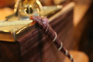 """Cocobolo Rosewood, High Quality Lumber 43""""x 5""""x 1"""" 8.7 lbs."""
