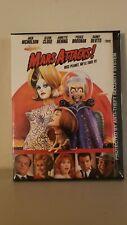Mars Attacks (Dvd, 1997, Standard and letterbox) Sealed- Snap case- Jack Black