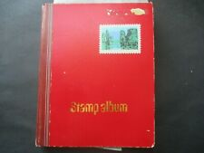 ESTATE: World Collection In Album - Great Item (a2548)