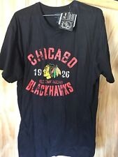 Old Rime Hockey Tshirt Chicago Blackhawks Size L
