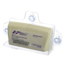 MINI EZ-Pass Clip Electronic Toll Tag Holder for the New Small E-ZPass - CLEAR