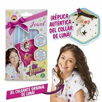 Soy Luna the Authentic and Original Pendant of the Famous TV Series New Necklace