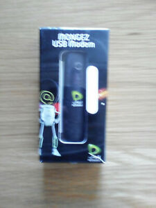 Mongez (ZTE) USB Modem - unlocked - Model MF190S