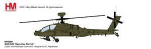 """Hobby Master HH1208, WAH-64D """"Operation Herrick"""" ZJ229, Joint Helicopter Command"""