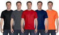 Mens RockBerry 2 3 & 5 lot Multi Pack Plain Basic Cotton Casual T- Shirt Top