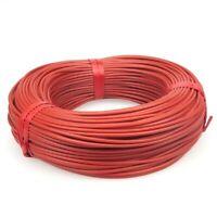 12K 33ohm/m Heating Cable Underfloor Heating Warm Floor Wires