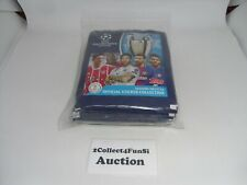 TOPPS CHAMPIONS LEAGUE 2017 2018 - 30 PACKS - 150 STICKERS