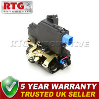 Door Lock Actuator Rear Right Fits VW Polo (Mk4) 1.4 TDI