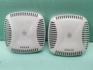Lot of 2 Aruba 135 AP-135 Dual Band Wireless 3x3 Access Point PoE 2.4/5GHz WiFi