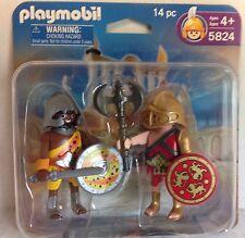 Playmobil 5824 Roman Gladiators - Duo Pack  NEW