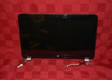 """HP Pavilion 15-e Screen Assembly LCD 15.6"""" WITH LCD CABLE, Silver ~ NICE!"""