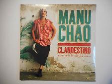 "MANU CHAO : CLANDESTINO ""BIENVENIDO A TIJUANA"" ♦ CD SINGLE NEUF PORT GRATUIT ♦"