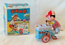 3 Wind-up Tin Toys Vintage Reproductions of Toys From Long Ago - $20 Ea.