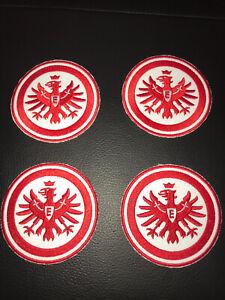 SGE Eintracht Frankfurt Aufnäher 4x