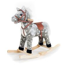 "Happy Trails Rocking Haley Horse - 26.5"" Tall - Great for Kids 2 - 3"