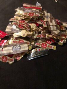 60 Cigar bands mixed bran5