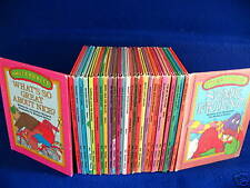 Lot/30 Complete Set Small A-Z Sweet Pickles Weekly Reader Books #0305-01SM