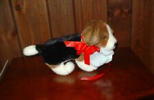 Avanti Applause baby animals dog with slipper 1985