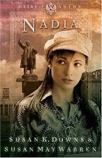Nadia (Heirs of Anton Series #2)