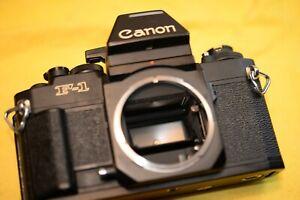 Canon F1N Profikamera im sehr guten Zustand