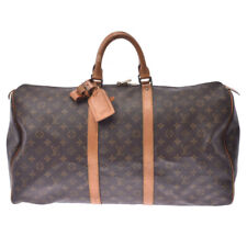 LOUIS VUITTON Monogram Kiepol 55 Brown M41424 bags 802500032687000
