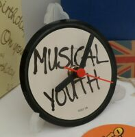 *new* MUSICAL YOUTH VINYL RECORD SINGLE CLOCK - An actual Record Centre