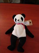 Ty Beanie Babies 'Fortune'  Panda Bear. Lovely