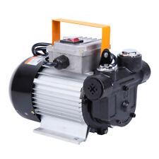 Self Prime 16GPM Oil Transfer Pump Fuel Diesel Kerosene Biodiesel Pump