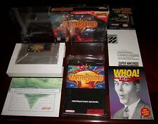 "EarthBound (SNES, 1995) Fully Complete C.I.B.  ""For Display Only"" Small Box copy"