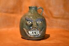 """Face Jug  One of a Kind  """"OOAK"""""""
