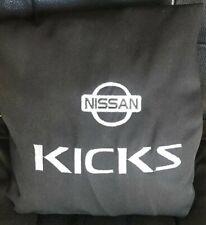 Nissan Kicks 2019-2020 Black Seat Covers Full Set