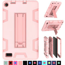 """For Amazon Kindle Fire 7"""" inch 9th 2019 Shockproof Tablet Case Cover with Stand"""