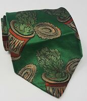 Cravatta Moschino 100% pura seta tie silk original made in italy handmade