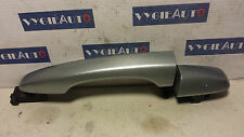 2014 VOLVO V60 V40 DOOR HANDLE SILVER 31276437 31276147 COLOR CODE 477 SILVER