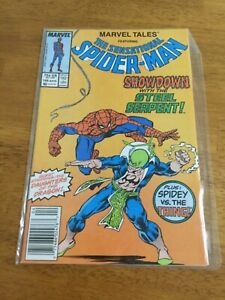 The Sensational Spider Man Comic Book by Marvel (Vol 1, No 198, April 1987)