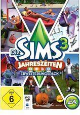 Die Sims 3 Jahreszeiten Seasons Erweiterung Neu Origin Code/CD key EU/DE Version