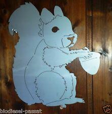 Eichhörnchen aus Edelstahl 28cm groß*