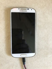 Samsung Galaxy S4 SPH-L720T 4G LTE 16GB Boost Mobile Smartphone- Cracked Screen