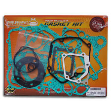 Honda High Quality Full Complete Engine Gasket Kit Set Cr 125 R (1990-1999)