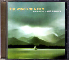 THE WINGS OF A FILM Hans Zimmer Live CD Lion King Draving Miss Daisy Lisa Gerrad