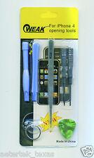 Pentalope Torx Cross Screwdriver Fix Kit for iPhone 4S 4G 4 Tweezer Screwdriver